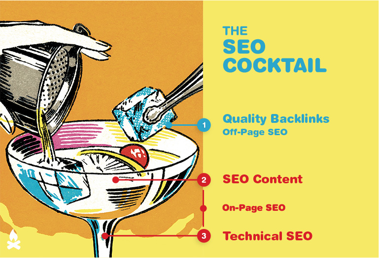 The On-Page SEO Cocktail
