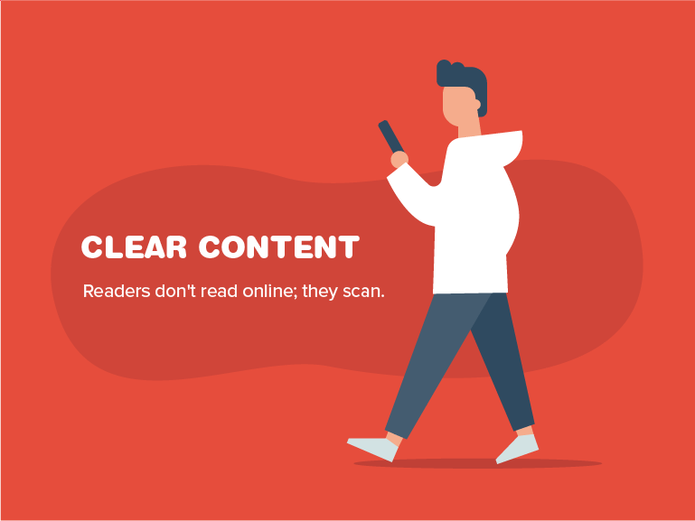 Clear Content