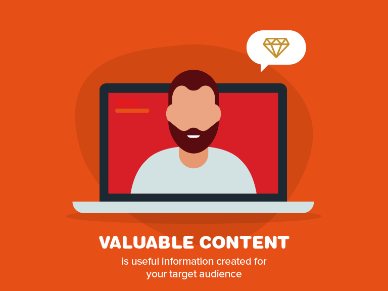 Create Valuable, High-Quality Content