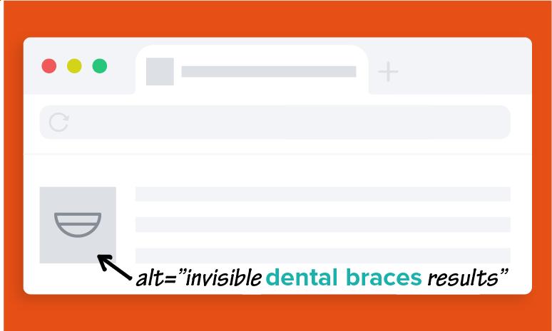 Use descriptive alt text for images