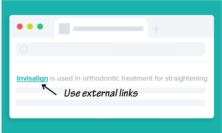 Link to Relevant External Resources