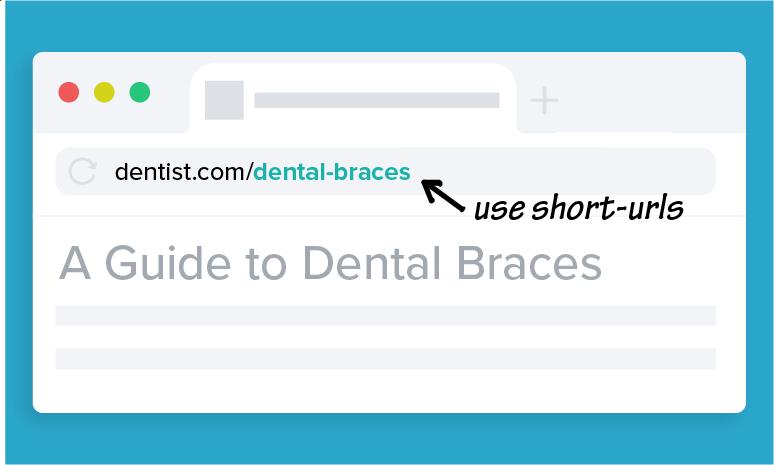 Use Short URLs