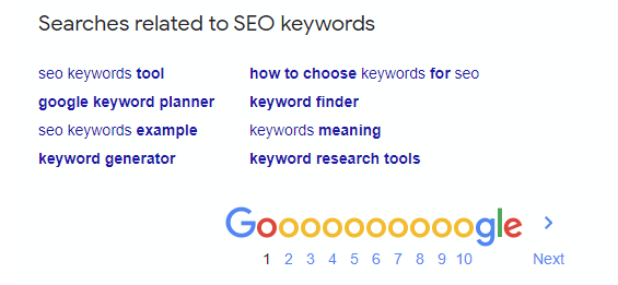 Google Searches Related To Example