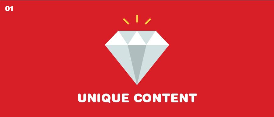 Craft Unique Content